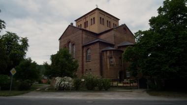 ehemalige Konkordienkircheheute © Wolfgang Grothe