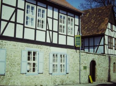 Ehemalige Häuser des Klosters Himmelpforte (Heute Stadtarchiv) © Wolfgang Grothe