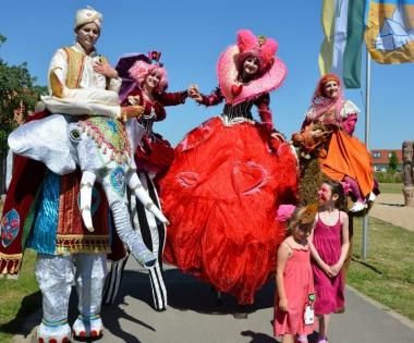 Kinderfest im Bürgerpark - Ivonne Sielaff