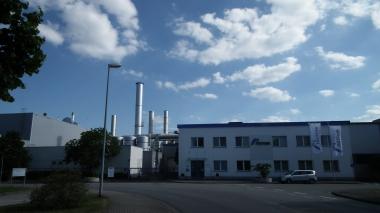 """""""Nemak Wernigerode GmbH"""" am Gießerweg © Wolfgang Grothe"""