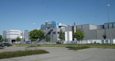 Im Industriegebiet Gießerweg © Wolfgang Grothe