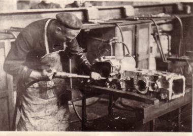 Zwangsarbeiter in den Rautalwerken - Archiv Mahn- und Gedenkstätte