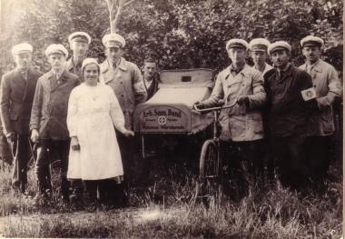 Ortsgruppe Wernigerode des Arbeiter-Samariter-Bundes - Mahn-und Gedenkstätte Archiv
