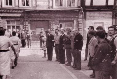 Amerikaner in Wernigerode - Archiv Mahn- und Gedenkstätte