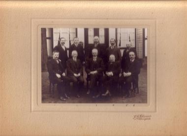 SPD-Wahlverein Wernigerode - Mahn-und Gedenkstätte Archiv