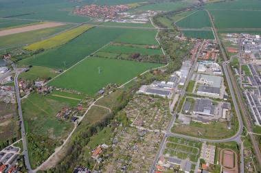 """Gewerbegebiet """"Smatvelde"""" - Wirtschaftsförderung Stadt Wernigerode"""