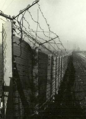 Grenzbefestigung an der innerdeutschen Grenze im Oberharz - Horst Duve
