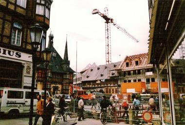 Sanierung der Straßen und der Plätze in der Innenstadt - Horst Duve