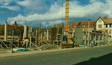 Neugestaltung der Albert-Bartelsstraße 1994 - Horst Duve