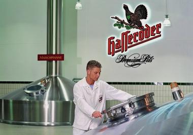 Im Sudhaus der Hasseröder Brauerei - Michael Weiß