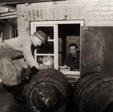 Bierbrauer in Wernigerode - Hasseröder Brauerei