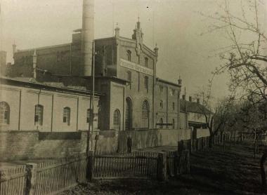 Historische Brauerei (undatiert) - Hasseröder Brauerei