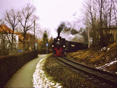 Harzer Schmalspurbahn - die Größte unter den Kleinen © Wolfgang Grothe