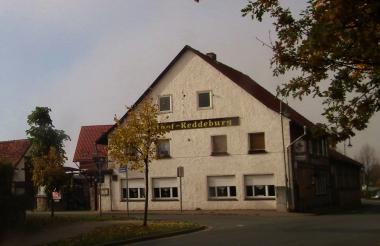 "Gasthaus ""Reddeburg"" in Reddeber © Wolfgang Grothe"