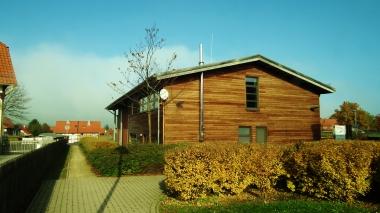Feuerwehrgerätehaus Silstedt © Wolfgang Grothe