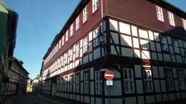 Ehemalige Berufsschule in der Kochstraße 2015 © Wolfgang Grothe