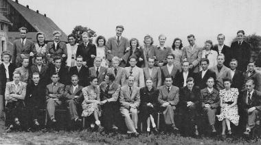 Verabschiedung des ersten Ganzjahreslehrgangs der Fachschule für Landwirtschaft - Manfred Fuhlroth
