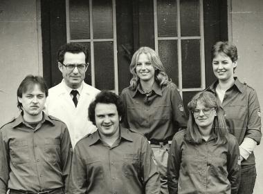 MMM an der AIS Wernigerode - Preisträger 1986 - AIS Wernigerode