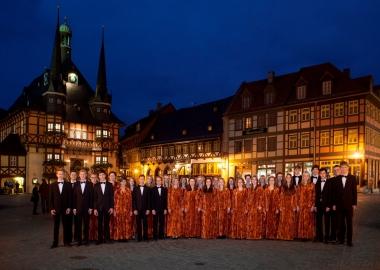 Rundfunk-Jugendchor Wernigerode - Fotostudio Koglin, Wernigerode