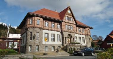 Rathaus Schierke 2015 © Wolfgang Grothe