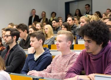Auftakt Sommersemester Hochschule Harz - Hochschule Harz