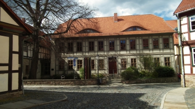 Harzmuseum und Stadtbibliothek 2016 © Wolfgang Grothe