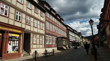 Burgstraße im Jahr 2016 © Wolfgang Grothe