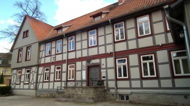 Gebäude am Sylvestrikirchhof 14, 2016 © Wolfgang Grothe