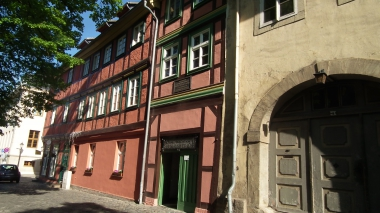 Geburtshaus von Klaproth am Liebfrauenkirchhof © Wolfgang Grothe