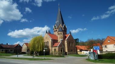 Kirche in Benzingerode © Wolfgang Grothe