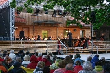 Konzert zur feierlichen Eröffnung des Hohne-Hofes - Ingrid Nörenberg