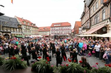 52. Rathausfest Wernigerode - wernigerode-tourismus