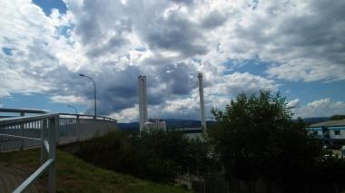 Neue Industriebetriebe in der Stadt © Wolfgang Grothe