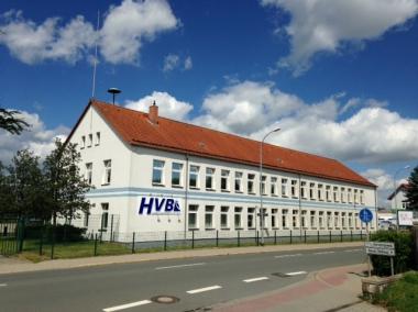 Verwaltungsgebäude der HVB im Dornbergsweg © Wolfgang Grothe
