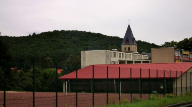 Francke-Grundschule in Hasserode 2016 © Wolfgang Grothe
