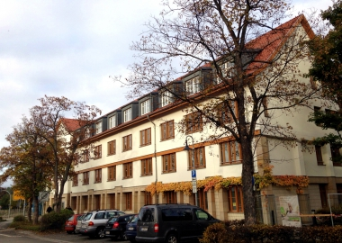 Ehemaliges Finanzamt in der Gustav-Petri-Straße © Wolfgang Grothe