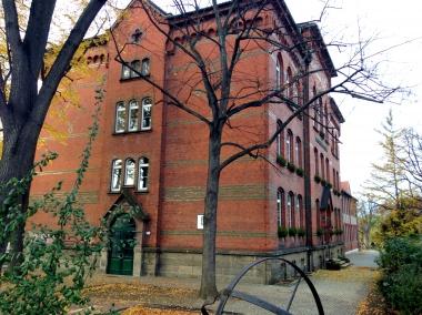 Adolf - Diesterweg - Grundschule in der Gustav - Petri - Straße © Wolfgang Grothe
