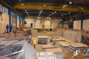 Einrichtung einer Produktionslinie für Zylinderkurbelgehäuse - Regina Urbat