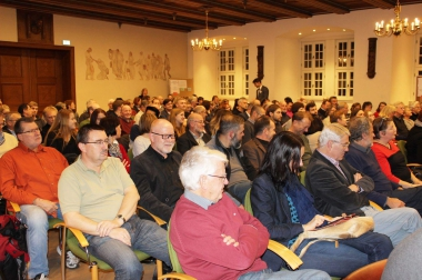 Zukunftskonferenz am 15. November im Rathaus - Pressestelle der Stadtverwaltung
