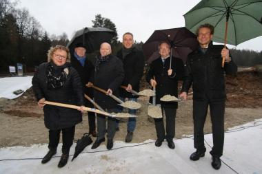 Erster Spatenstich für das neue Urlauber-Resort in Schierke - Stadtverwaltung Wernigerode