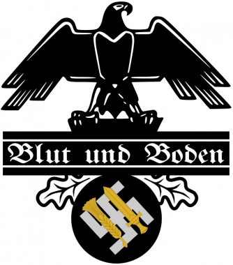 """Symbol des """"Reichsnährstandes"""" - gemeinfrei"""