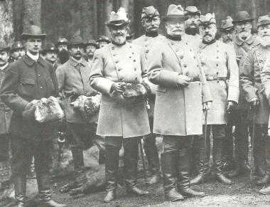 Kaiser Wilhelm I. mit seiner Jagdgesellschaft - Dieter Oemler
