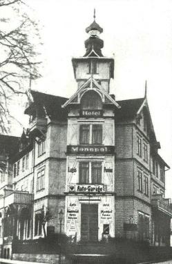 Hotel Monopol - Dieter Oemler