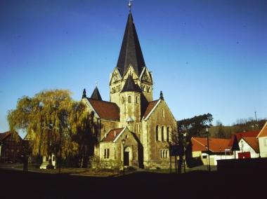 Kirche Benzingerode © Wolfgang Grothe