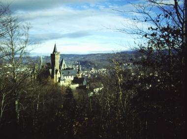 Schloss Wernigerode © Wolfgang Grothe