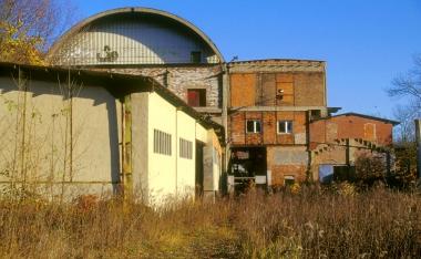 Papierfabrik Hasserode in den 1990er Jahren - Hochschule Harz