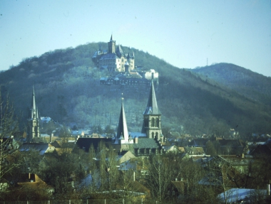 Blick über Wernigerode © Wolfgang Grothe