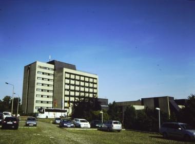 "FDGB - Ferienkomplex ""Hermann Matern"" © Wolfgang Grothe"
