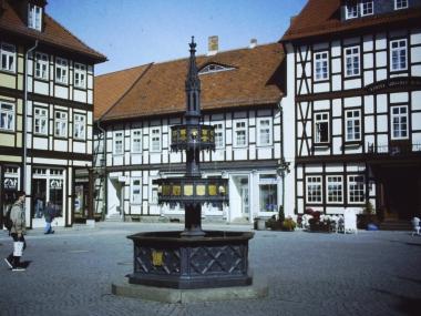 Marktplatz © Wolfgang Grothe