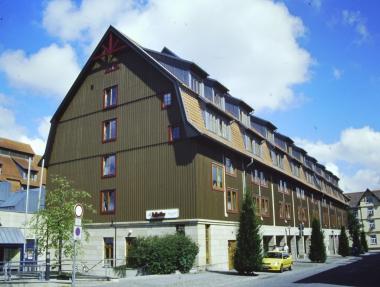 Kultur- und Kongresszentrum in der Albert-Bartels-Straße © Wolfgang Grothe